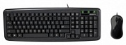 Комплект клавиатура + мышь GIGABYTE KM5300 Compact Keyboard Mouse Set Black USB