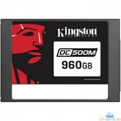 SSD накопитель Kingston DC500M SEDC500M/960G 960 Гб