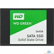 SSD накопитель Western Digital Green WDS240G2G0A 240 Гб