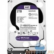 Жесткий диск Western Digital Purple WD20PURZ 2000 Гб