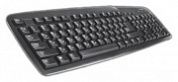 Клавиатура Hardity KB-320 keyboard Black USB
