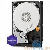 Жесткий диск Western Digital Purple WD40PURZ 4000 Гб