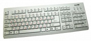 Клавиатура L-PRO KB-201P Keyboard White PS/2
