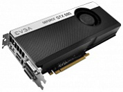 Видеокарта EVGA GeForce GTX 680 1019 МГц PCI-E 3.0 GDDR5 6008 МГц 4096 Мб 256 бит