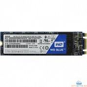 SSD накопитель Western Digital Blue WDS500G2B0B 500 Гб