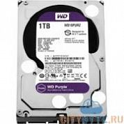 Жесткий диск Western Digital Purple WD10PURZ 1000 Гб