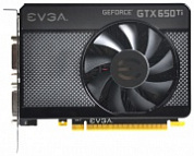 Видеокарта EVGA GeForce GTX 650 Ti 928 МГц PCI-E 3.0 GDDR5 5400 МГц 1024 Мб 128 бит